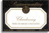 2010 Buitenverwachting Chardonnay Constantia