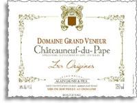 2006 Domaine Grand Veneur Chateauneuf-du-Pape Les Origines