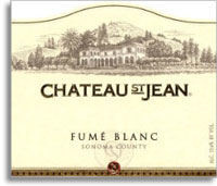 2006 Chateau St. Jean Fume Blanc Sonoma County
