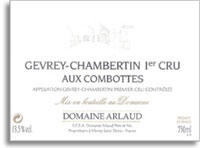 2005 Domaine Arlaud Gevrey-Chambertin Aux Combottes