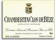 2009 Domaine Armand Rousseau Chambertin-Clos de Beze