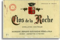 2009 Domaine Armand Rousseau Clos De La Roche
