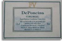 2011 Domaine Francois Villard Condrieu Coteaux De Poncins