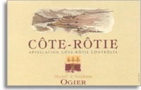 2005 Domaine Michel and Stephane Ogier Cote-Rotie