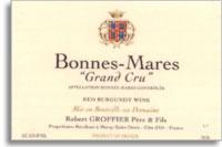 2007 Domaine Robert Groffier Pere & Fils Bonnes-Mares