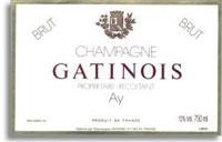 2004 Gatinois Ay Grand Cru Brut Tradition