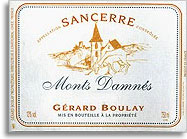 2010 Gerard Boulay Sancerre Monts Damnes