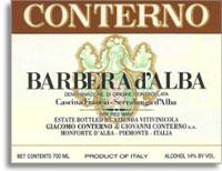 2009 Giacomo Conterno Barbera d'Alba