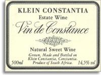 2007 Klein Constantia Vin De Constance Constantia