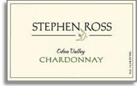 2010 Stephen Ross Chardonnay Edna Valley