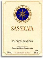 2009 Tenuta San Guido Sassicaia