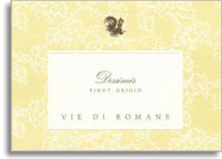 2009 Vie Di Romans Dessimis Pinot Grigio Rive Alte Friuli Isonzo