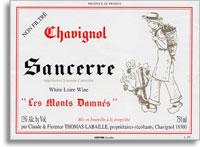 2012 Claude & Florence Thomas-Labaille Sancerre Chavignol Les Monts Damnes