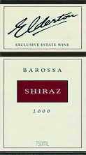 2010 Elderton Shiraz Estate Barossa