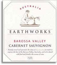 2012 Earthworks Wines Cabernet Sauvignon Barossa Valley