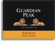 2011 Guardian Peak Shiraz Western Cape