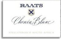 2007 Raats Family Wines Chenin Blanc Stellenbosch