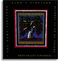 2009 Robert Biale Vineyards Zinfandel Aldo's Vineyard Oak Knoll District