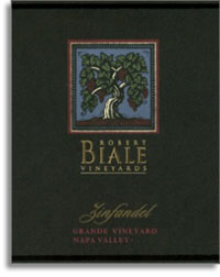 Vv Robert Biale Vineyards Zinfandel Grande Vineyard Napa Valley