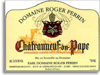 1999 Domaine Roger Perrin Chateauneuf-du-Pape