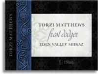 2012 Torzi Matthews Vintners Shiraz Frost Dodger Eden Valley