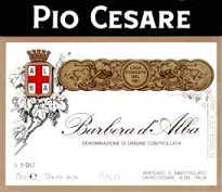 Vv Pio Cesare Barbera Dalba