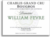 2011 Domaine William Fevre Chablis Bougros