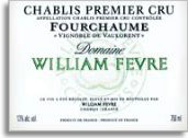 2004 Domaine William Fevre Chablis Fourchaume Vignoble De Vaulorent