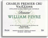 2010 Domaine William Fevre Chablis Vaillons