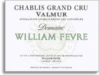 2007 Domaine William Fevre Chablis Valmur