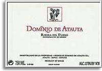 2009 Dominio De Atauta Ribera Del Duero