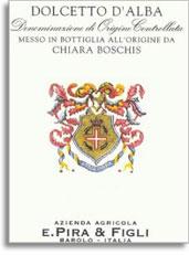 2011 E. Pira & Figli (Chiara Boschis) Dolcetto d'Alba