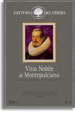 2009 Fattoria Del Cerro Vino Nobile Di Montepulciano