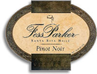 2011 Fess Parker Winery Pinot Noir Ashley's Vineyard Sta. Rita Hills