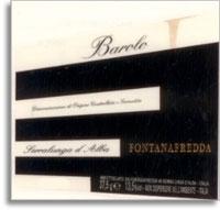 2010 Fontanafredda Barolo Serralunga d'Alba