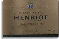 2002 Henriot Rose Millesime Brut