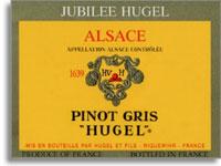2011 Hugel Et Fils Pinot Gris Jubilee