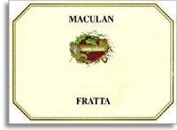 2010 Maculan Fratta Rosso Del Veneto