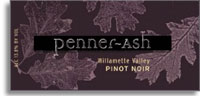 2009 Penner-Ash Wine Cellars Pinot Noir Willamette Valley