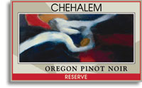 2008 Chehalem Pinot Noir Reserve Ribbon Ridge