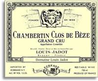 2010 Domaine/Maison Louis Jadot Chambertin-Clos de Beze