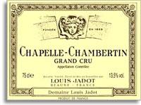 2011 Domaine/Maison Louis Jadot Chapelle-Chambertin