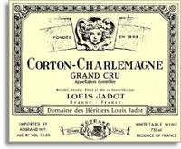 Vv Domainemaison Louis Jadot Corton Charlemagne