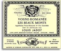 2007 Domaine/Maison Louis Jadot Vosne-Romanee Les Beaux Monts