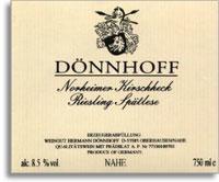 2009 Donnhoff Norheimer Kirschheck Riesling Spatlese