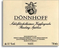 2008 Donnhoff Schlossbockelheimer Kupfergrube Riesling Spatlese