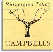 NV Campbells Winery Rutherglen Tokay Rutherglen