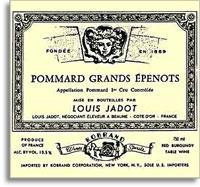 2007 Domaine/Maison Louis Jadot Pommard Epenots