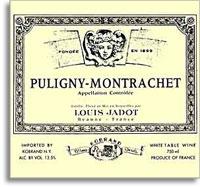 2007 Domaine/Maison Louis Jadot Puligny-Montrachet