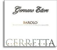 2011 Ettore Germano Barolo Cerretta
